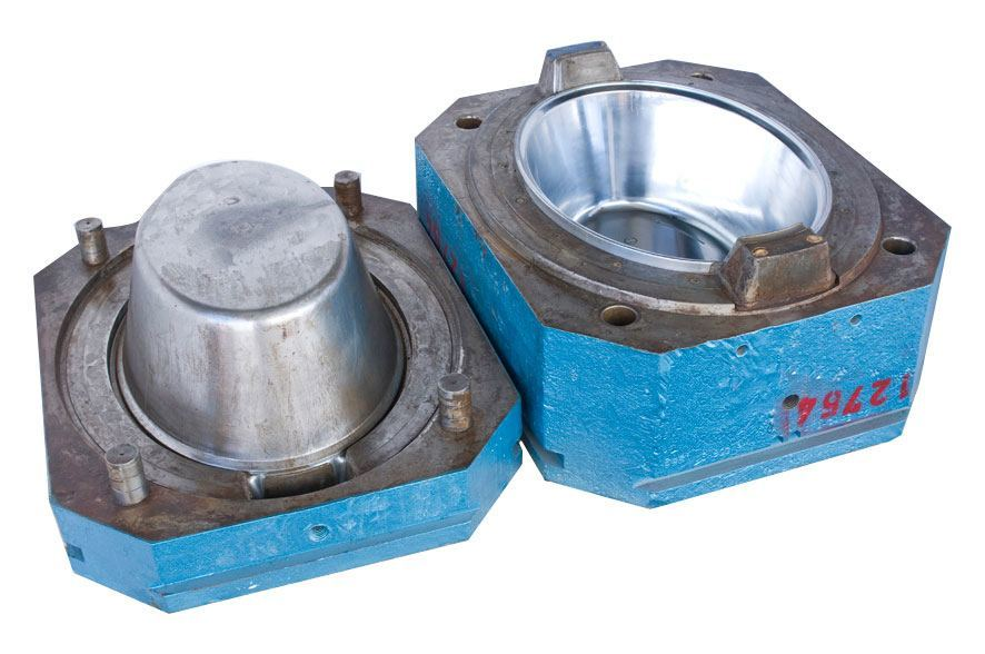 Used Plastic Injection Molds