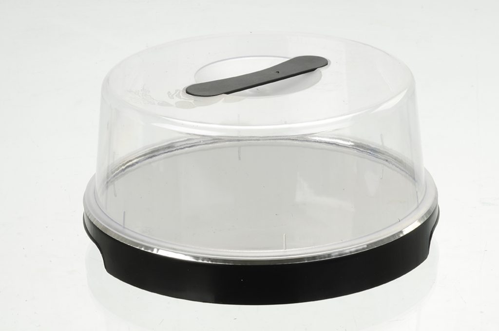 5640 ROUND CAKE TRAY WITH LID